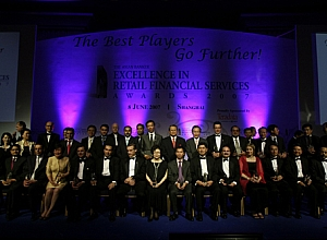 The Asian Banker conference