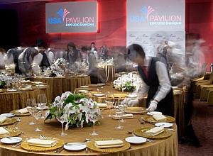 USA Pavilion Gala Dinner