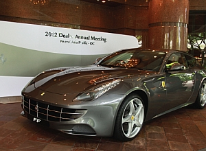 Ferrari Dealer Meeting SG