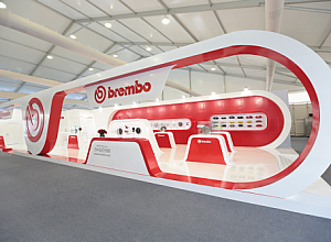 Brembo at Beijing Auto Show 2014