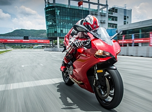 Ducati 889 Panigale Asia Launch