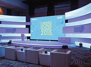 CANNES LIONS Press Conference 2015