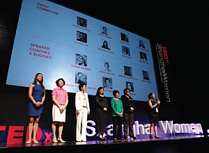 TEDxShanghaiWomen 2015