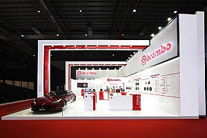 Brembo at Shanghai Auto Show 2017