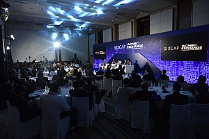 CNBC Exchange Forum 2017 in Mumbai, India