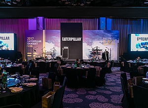 2017 Caterpillar Customer Evening